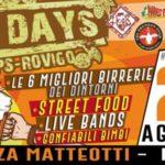 IPA Days: torna a Rovigo la due giorni dedicata alle luppolate!