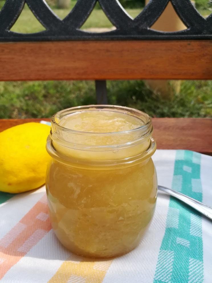 Marmellata ai limoni e birra