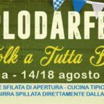 Dolomiti: Plodar Fest folk a tutta birra!