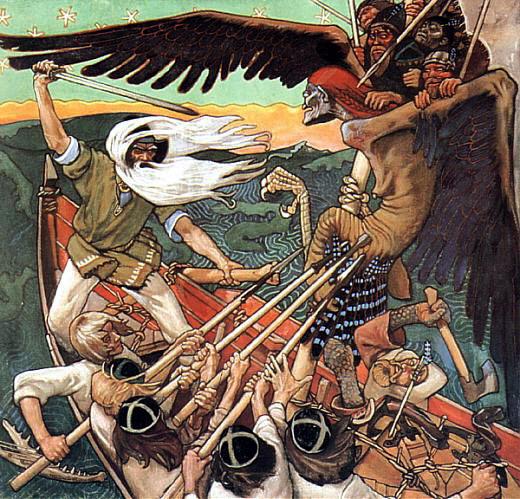 Kalevala, il poema epico finlandese con una dedica alla birra!