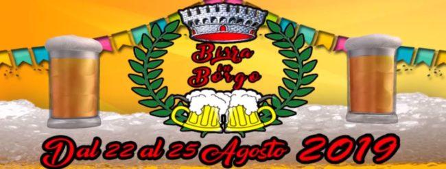 Birra in borgo 2019 a Sant'Egidio del Monte Albino: quattro giorni all'insegna della degustazione