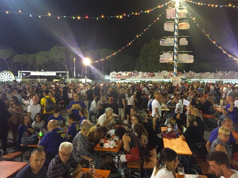 Carrara BierFest continua all'insegna del divertimento