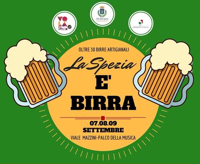 La Spezia è Birra… nel fine settimana!