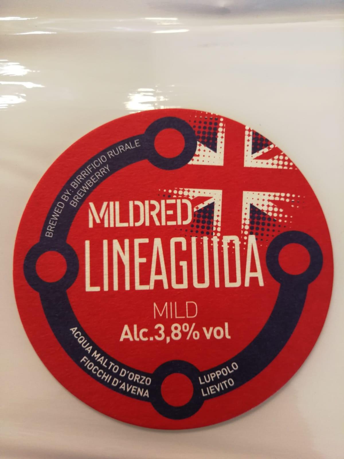 Una Nuova Birra per Lineaguida: il 3 ottobre arriva Mildred!