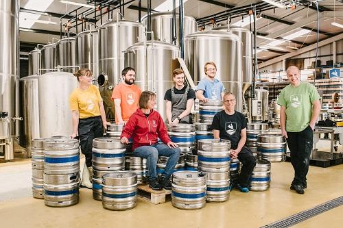 Torna in Italia Kinnegar Brewing con Beergate