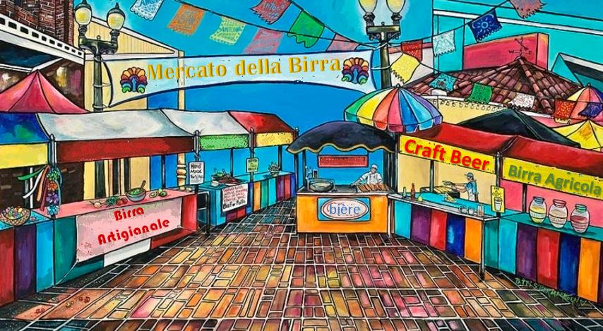 Nasce Mercato della Birra: l'e-commerce referenziale di Giornale della Birra ispirato alla tradizione italiana!