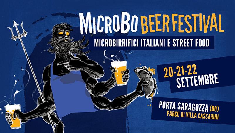 Nel fine settimama a Bologna si celebra MicroBo – Beer Festival 2019!