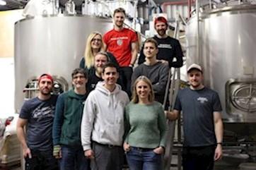 Dalla Scozia: Tempest Brewing Co.
