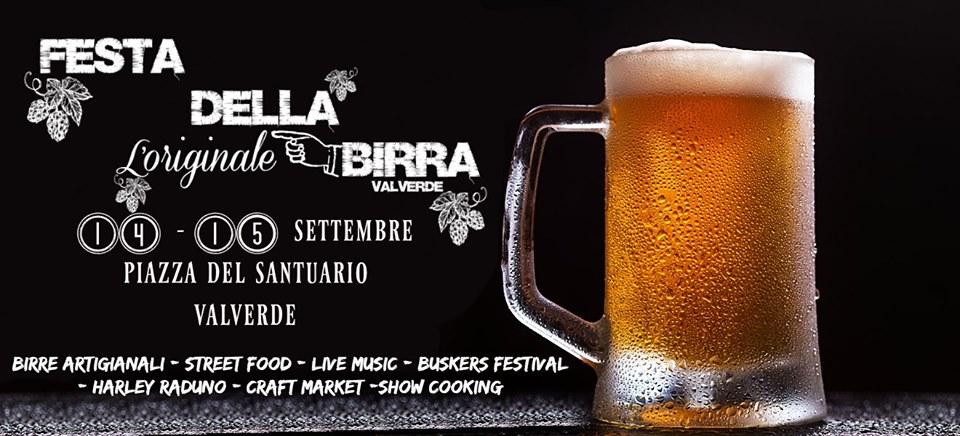 Da domani Catania celebra la Festa della Birra di Valverde