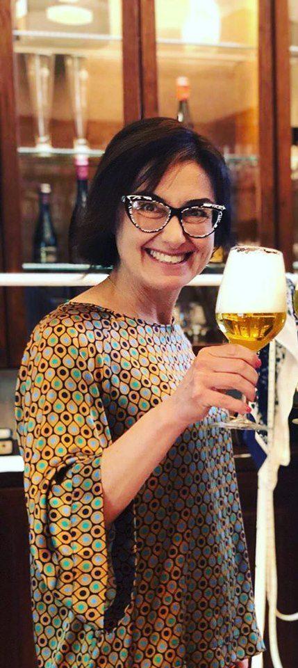 """Giovanna Merloni e il birrificio """"I Beer"""", dove la birra è frutto della terra e della sua creatività"""