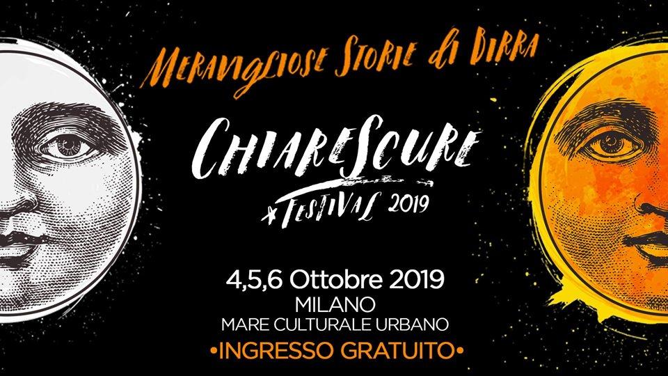 Da domani a Milano il Chiarescure Festival!