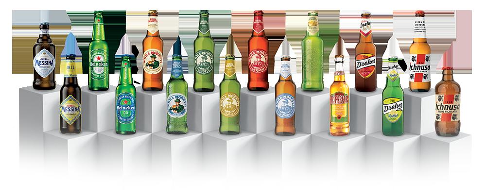Heineken Italia, parte I