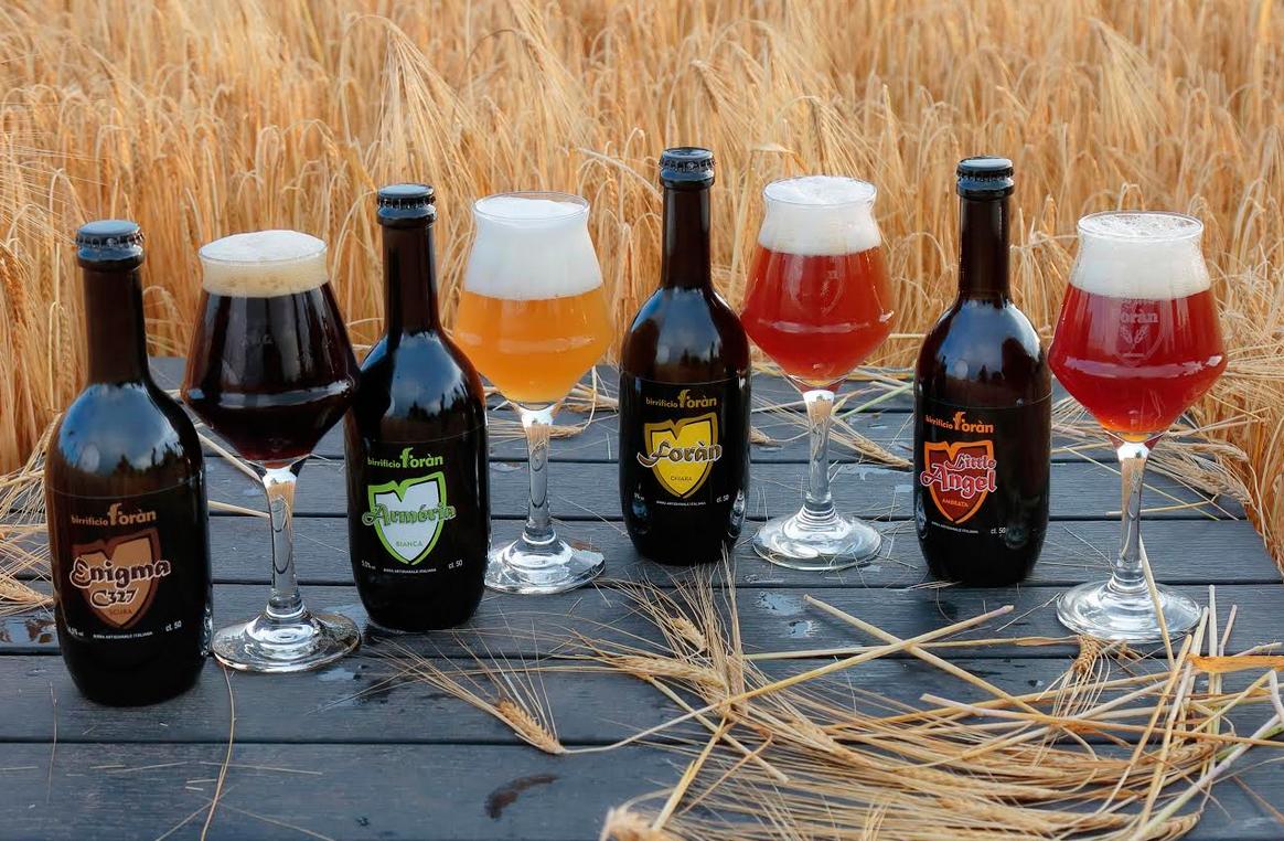 Birrificio Foràn: nasce la birra locale di Castions di Strada