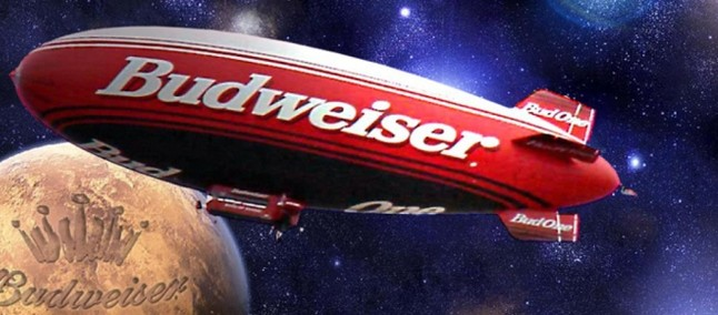 Budweiser pianta l'orzo nello spazio per produrre la birra su Marte