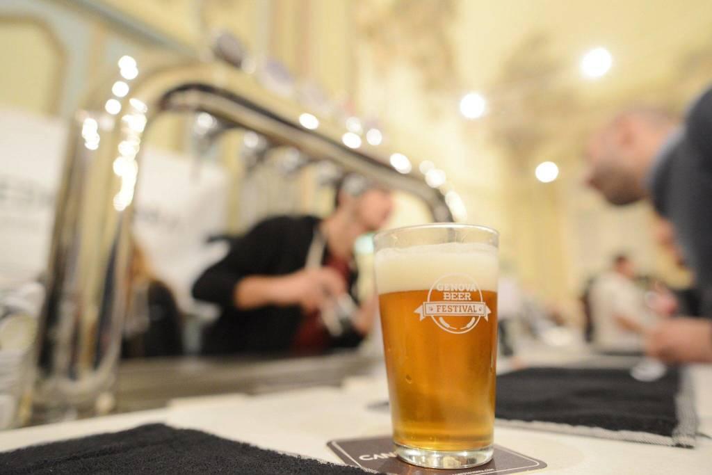 Nel WE Villa Bombrini torna il Genova Beer Festival!