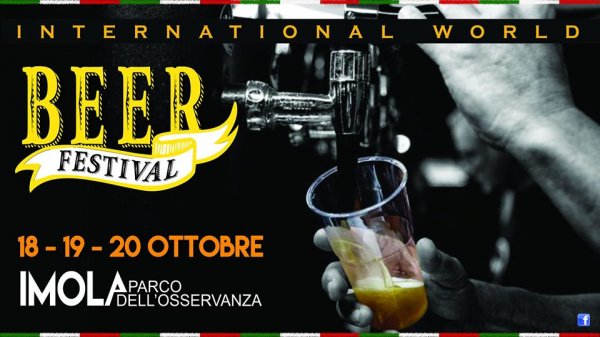 A Imola nel WE l'International World Beer Festival