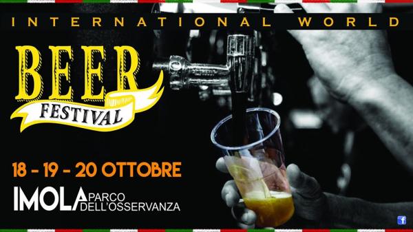 A Imola nel WE l'International World Beer Festival