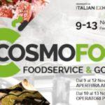 Torna Cosmofood a Vicenza: protagonista la birra!