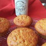 Muffin alla zucca e birra Cavagna®
