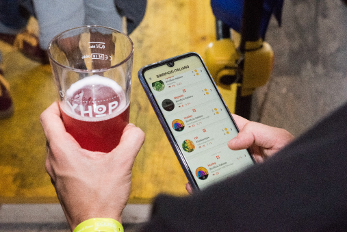 YHOP: tutto il mondo della birra artigianale in una App!