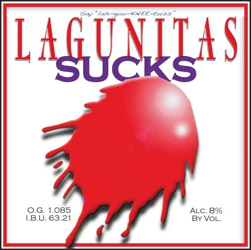 Lagunitas Sucks: la Double IPA americana alla conquista dell'Italia