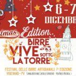 Birre Vive sotto la torre Christmas edition  a Vigevano