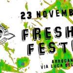 Stasera il Fresh Hop Festival 209