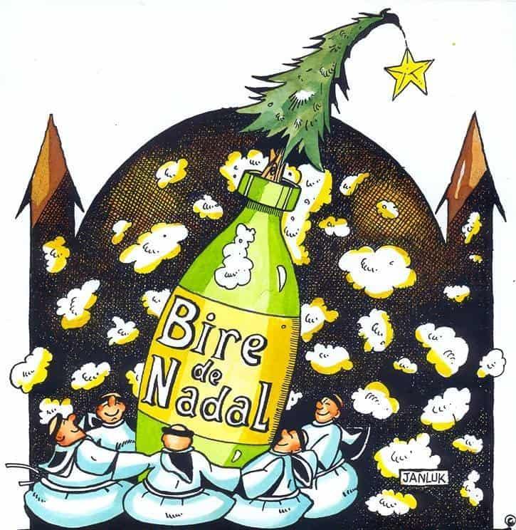 Le Bire de Nadal a Caprino Bergamasco