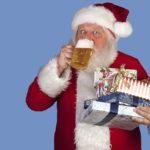 A Babbo Natale piace la birra!