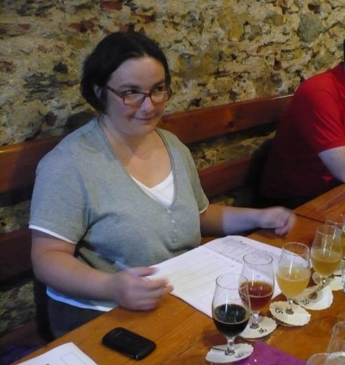 Francesca Morbidelli, la creatrice di Pinta Medicea e una dei pionieri della craft beer fiorentina