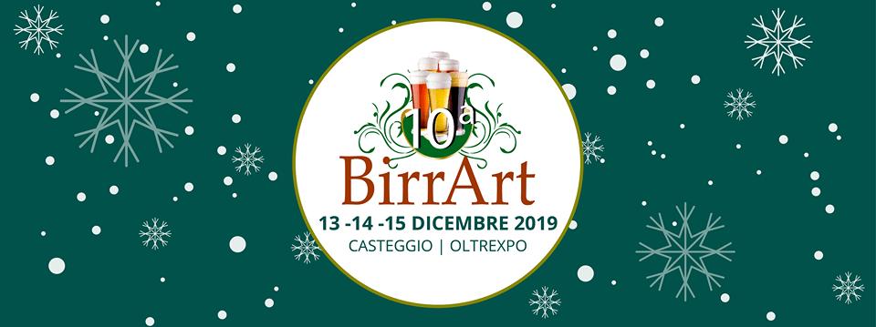 Nel WE torna BirrArt torna a Casteggio!