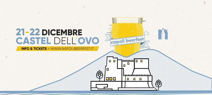 Da domani si festeggia l'arrivo del Natale al Napoli Beerfest!