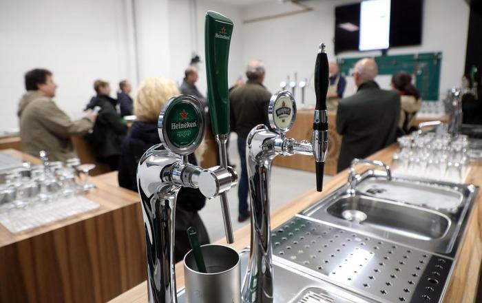 Numeri in crescita per l'Università della Birra di Heineken