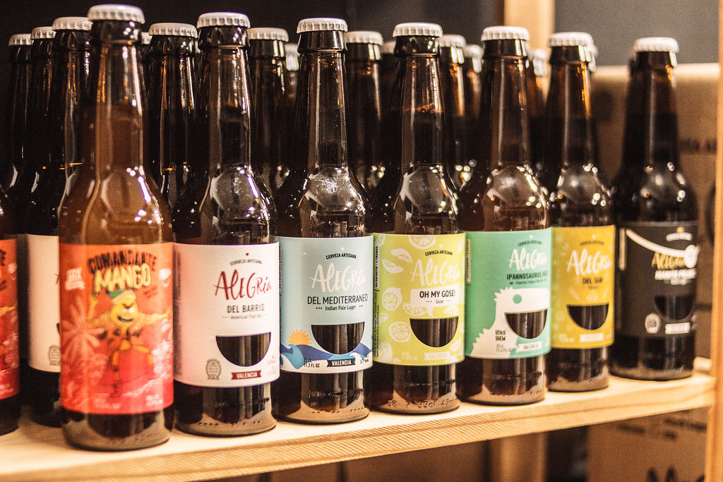 Dalla Spagna a  Beergate arriva Cervezas Alegrìa!