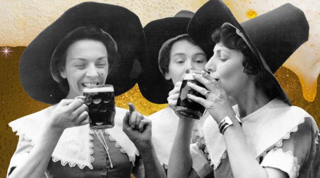 Streghe e birra: quando la storia supera la leggenda