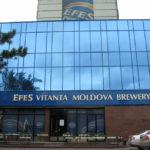 La prima fabbrica di birra moldava: Efes Vitanta Moldova Brewery