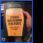 Storia dell'Europa in 24 pinte – Dieci secoli di birra