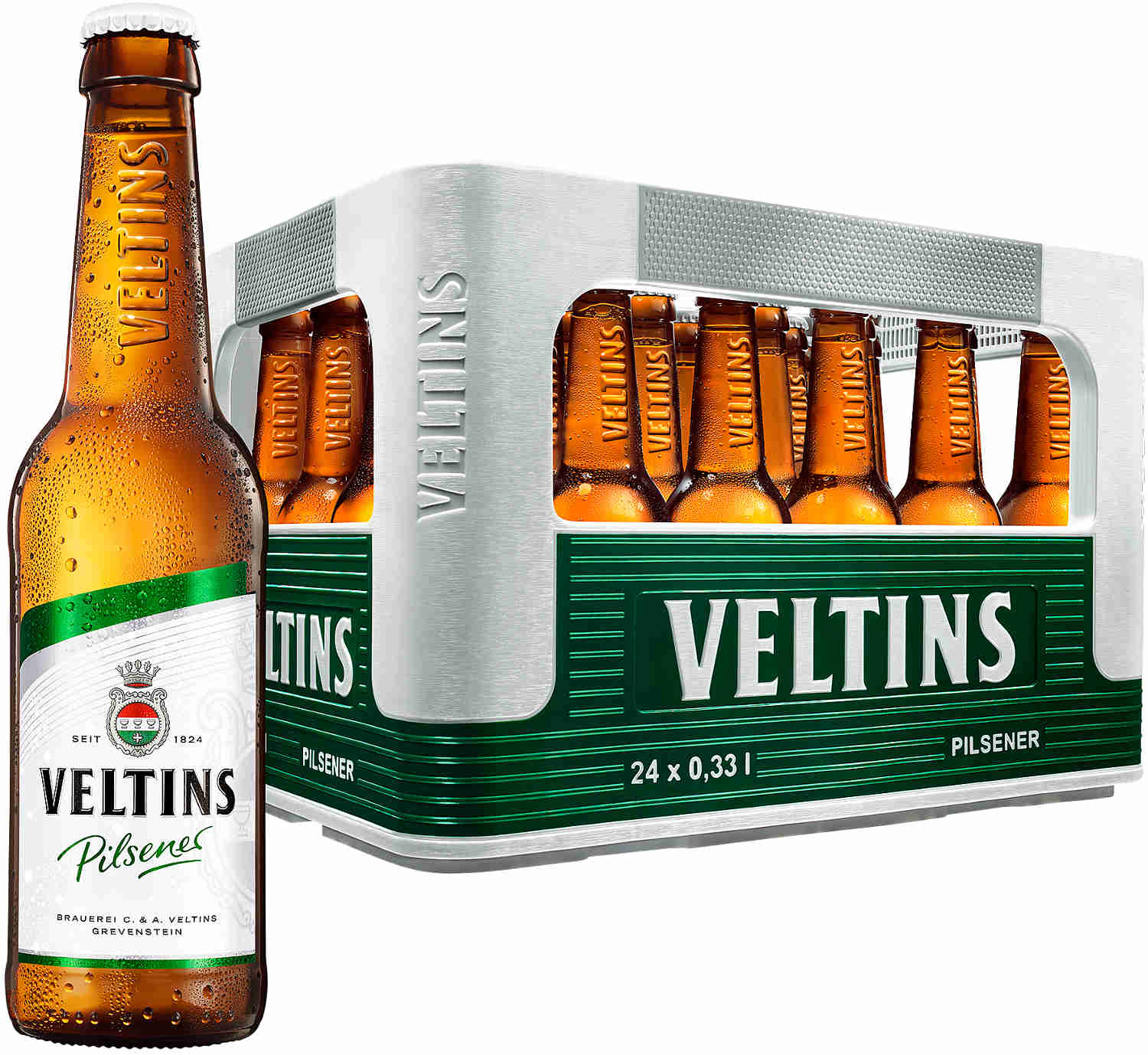 Dalla Germania: l'intramontabile Veltins