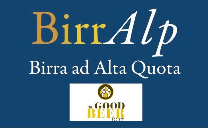 The Good Beer Society presenta BirrAlp 2020