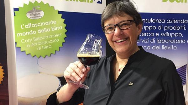 La Biersommelier Ingrid Facchinelli: avvicinarsi al vino e innamorarsi della birra