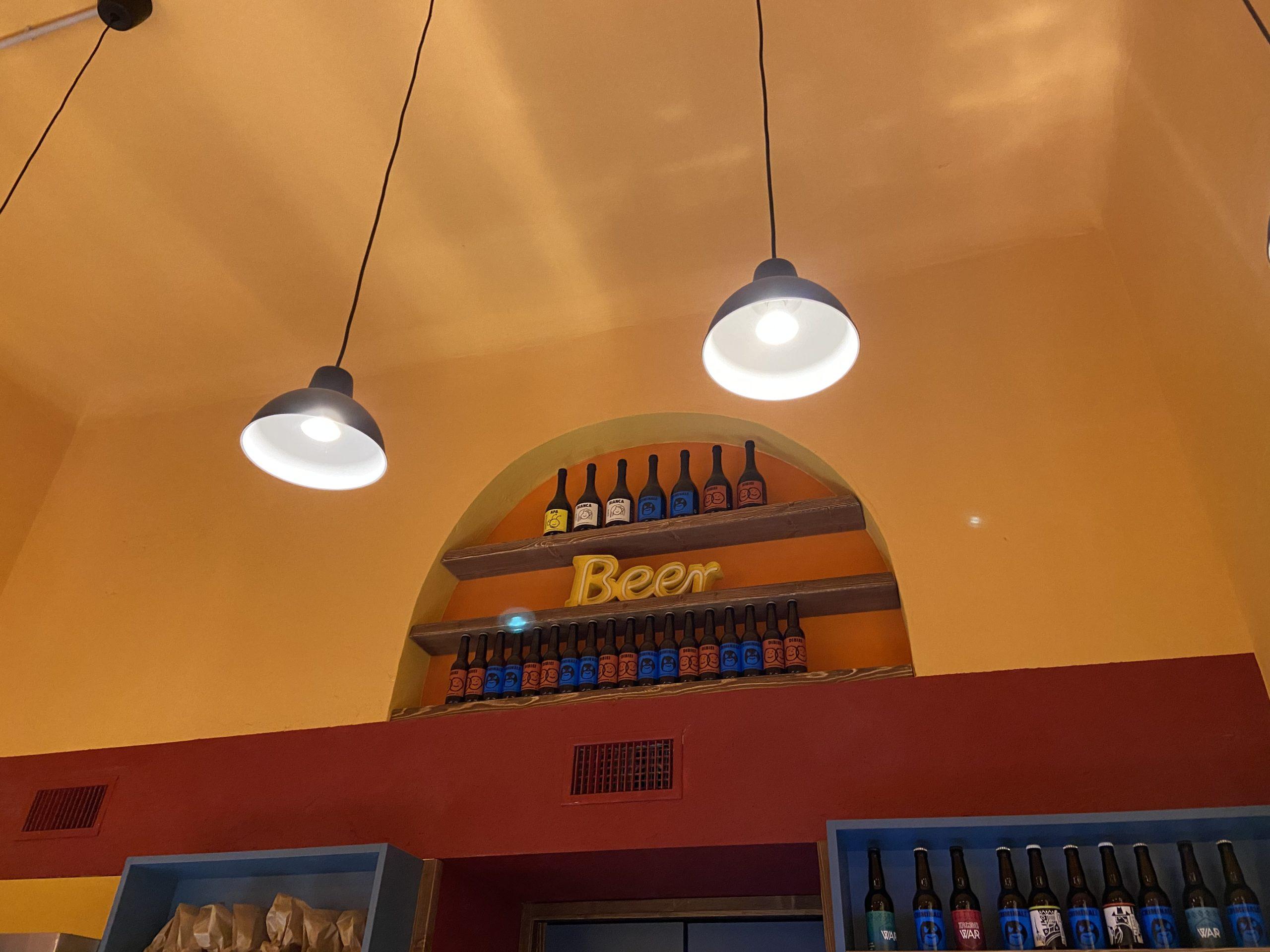 Tigelle e Birra Artigianale: la beer firm Esubeerante apre un locale a Milano!