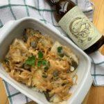 Baccalà con cipolle e birra contadina®
