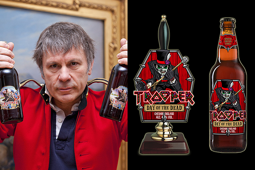 Iron Maiden: due birre dedicate ai fun!