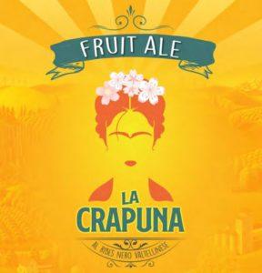 La Crapuna, mascotte del Fest in Val, diventa birra di solidarietà in attesa dell'edizione 2021