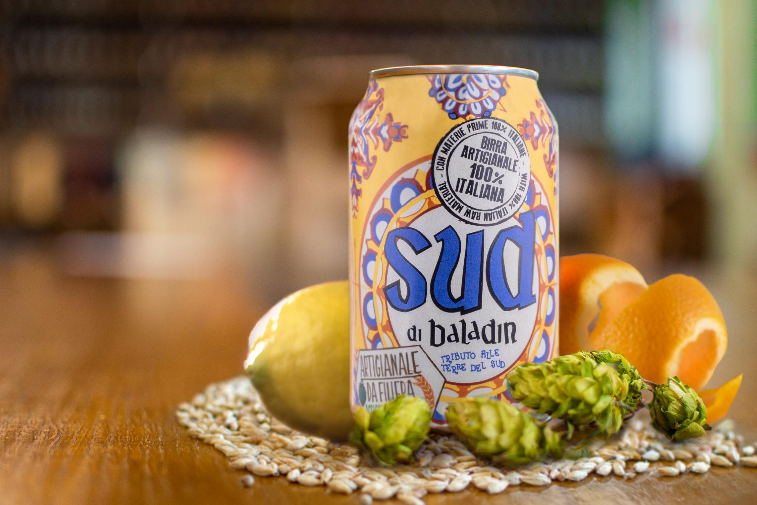 Nuova SUD di Baladin – il tributo alle terre del sud!