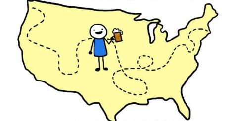 Viaggio al centro della birra: la strana luna di miele di Matteo Malacaria!