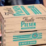 Itala Pilsen in dono ai negozianti di Padova