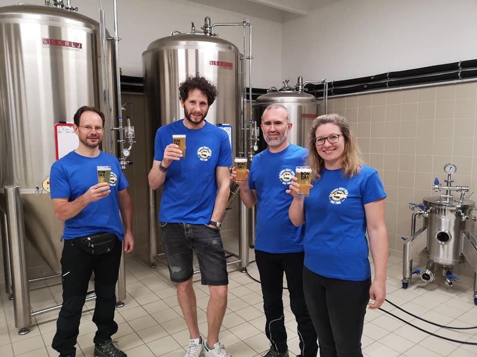Carnia craft beer bike tour!