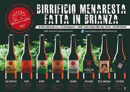 Da domani alla scoperta del mondo belga del Birrificio Menaresta: MENABELGIUM!