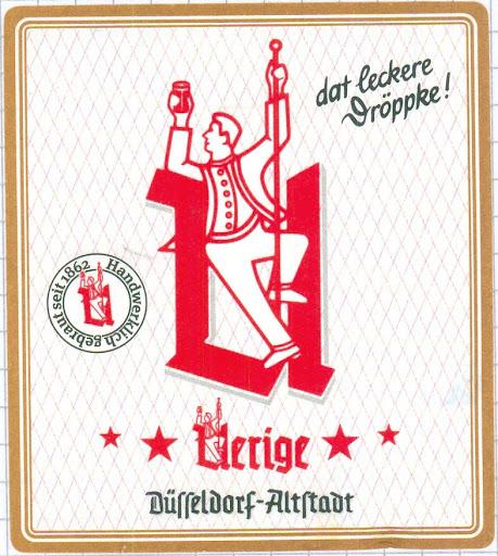 Uerige: le autentiche altbier di Düsseldorf